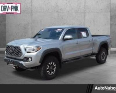 2020 Toyota Tacoma TRD Off Road Double Cab 6' Bed V6 4WD Automatic