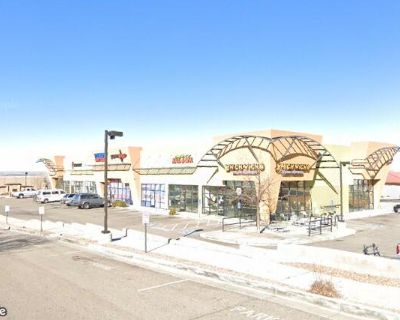 Shop Space at Sedona Pointe off Paseo