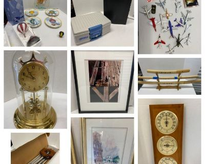 COLLECTORS WELCOME. LEESBURG ONLINE ESTATE SALE- BIDDING ENDS 3/4 AT 8PM