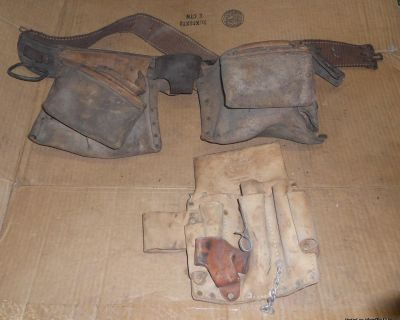 General Construction Leather Tool Aprons