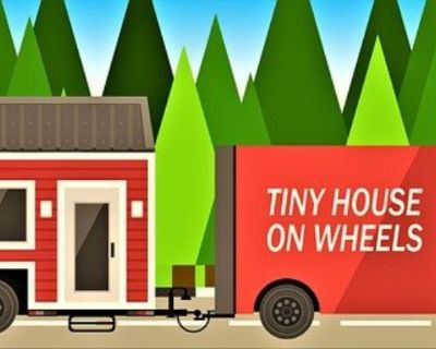 Space Rental For Tiny Home, RV, Camper Trailer.  Rent Reduction Opportunity!