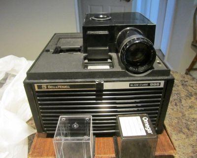 Slide projector ,Bell & howell, Vintage