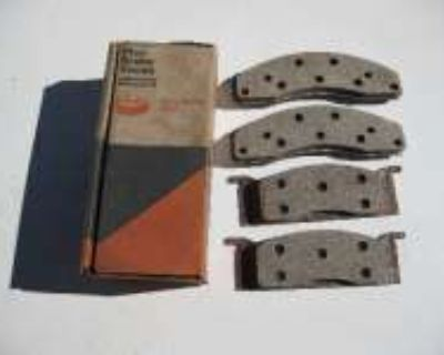 1968-73 FORD OEM DISC BRAKE PADS For Sale
