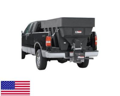 Spreader Commercial Salt & Sand - Truck Bed Mounted - 1.5 Cubic Yard Capacity