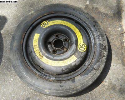 Spare Space Saver Donut Wheel Tire