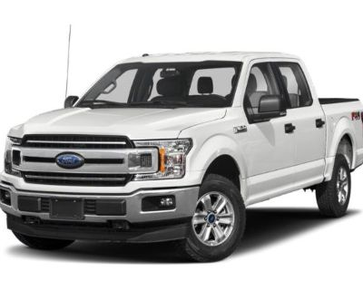 Pre-Owned 2018 Ford F-150 XLT with Navigation & 4WD