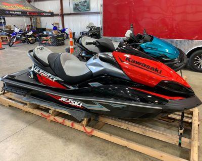 2022 Kawasaki Jet Ski Ultra LX PWC 3 Seater Belvidere, IL