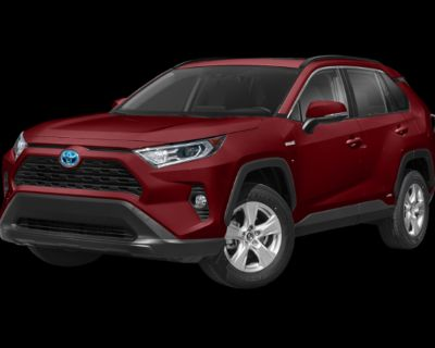 Pre-Owned 2019 Toyota RAV4 Hybrid XLE AWD 4D Sport Utility
