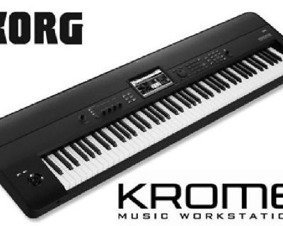 New Korg Krome 88 Keyboard