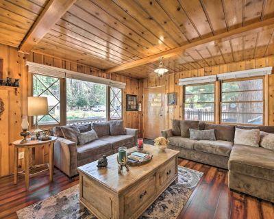 Pet-Friendly Cabin - 5 Minutes to Big Bear Lake! - Moonridge