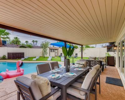TRIBAL URBAN TRANQUILITY SCOTTSDALE with POOL, POOL TABLE & PET FRIENDLY - Park Scottsdale One
