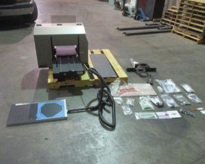 """DCS 1800z 12"""" x 24"""" UV Flatbed Printer RTR# 1081390-01"""