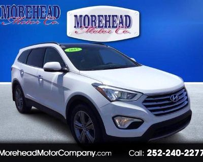2015 Hyundai Santa Fe FWD 4dr Limited