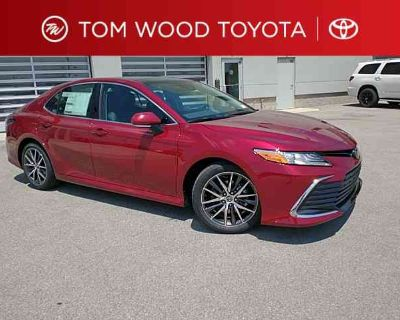 2021 Toyota Camry XLE