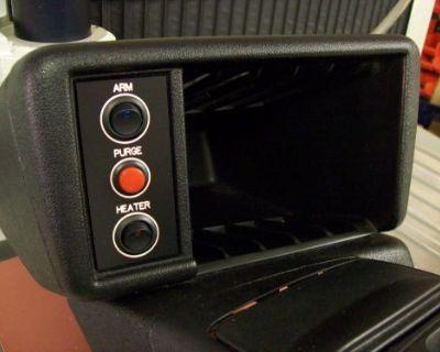 93-96 Trans Am Camaro Z28 Firebird Console Mounted Nitrous Oxide Control Panel