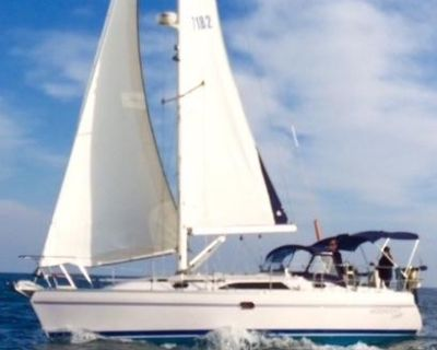 2012 Catalina 355