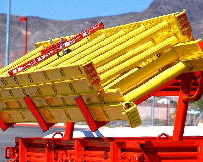 Ladder Lock For Truck Racks