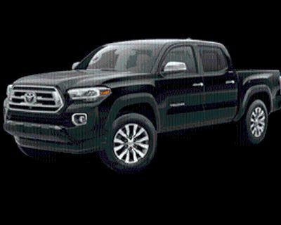 2021 Toyota Tacoma 4WD Limited