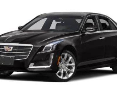 2016 Cadillac CTS Premium