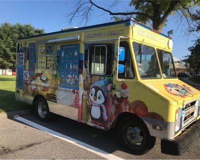 1984 Chevrolet Ice Cream Truck