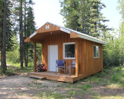 Karamat's Wilderness Cabin Retreat - Wildwood