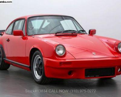 1981 Porsche 911SC Sunroof Delete Coupe