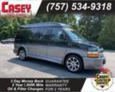 2017 Chevrolet Express 2500 EXPLORER CONVERSION VAN EXPLORER CONVERSION VAN