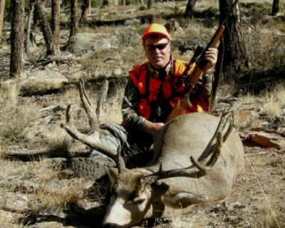 Discounted 100,000 Acres of private land Mule Deer or Antelope guided w/ M&Lodging
