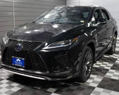 2021 Lexus RX RX F SPORT Hybrid