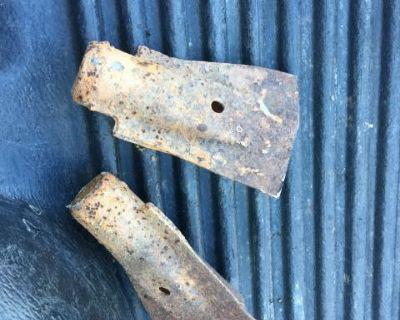 trans mount end bolt frame repair pieces