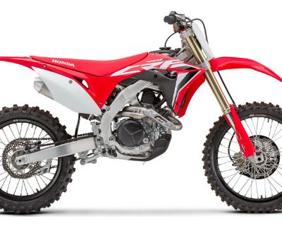 2022 Honda CRF450R-S Motocross Off Road Austin, MN