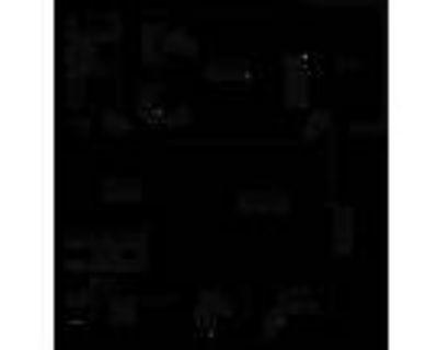 Towne Oaks South - A2 1 bed, 1 bath
