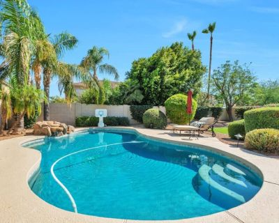 Great for Families, Private Heated Pool NO Extra Fee! Pool Table, Near Golf, Dining & Mayo Clinic! - Arabian Views