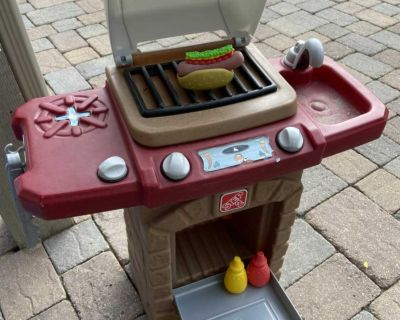 Step2 toy grill