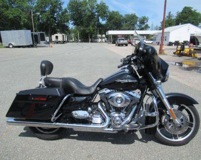 2013 Harley-Davidson Street Glide Touring Springfield, MA