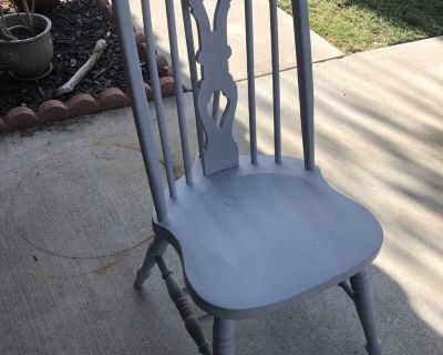 Cute project chair