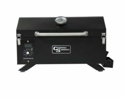Country Smokers,The Traveler - Portable Wood Pellet Grill