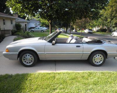 1992 Fox Body Mustang Convertible