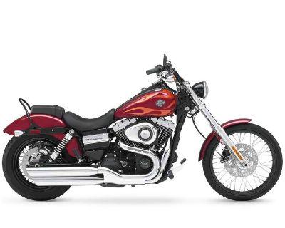 2013 Harley-Davidson Dyna Wide Glide Cruiser Scott, LA