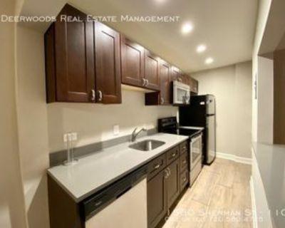 1560 N Sherman St #110, Denver, CO 80203 1 Bedroom Apartment