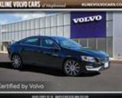 2018 Volvo S60 Black, 7K miles