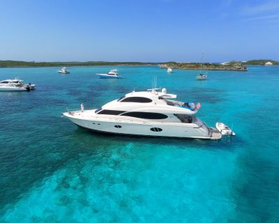 Lazzara Yachts Motor Yachts