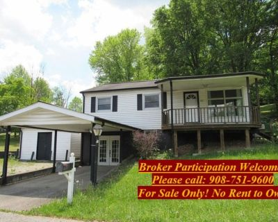 Two Story Home with Carport, walkout Basement $35,900!