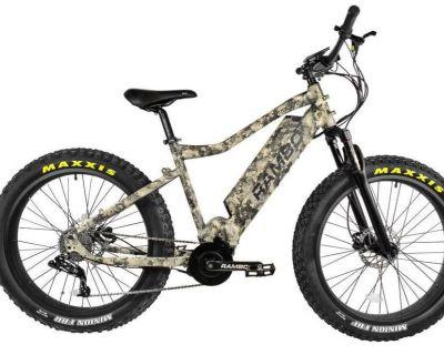 2021 RAMBO NOMAD E-Bikes Port Washington, WI