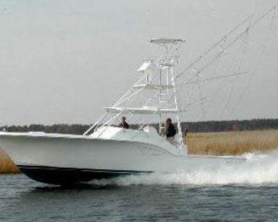 2006 Out Island 38 Express Fisherman