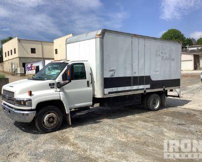 2006 Chevrolet C5500 4x2 Cargo Truck