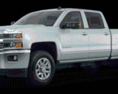 2018 Chevrolet Silverado 3500HD WT