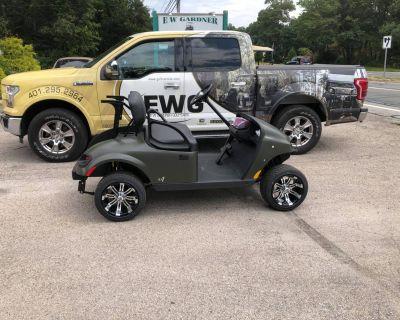 2021 E-Z-GO Valor Tank Golf carts Exeter, RI