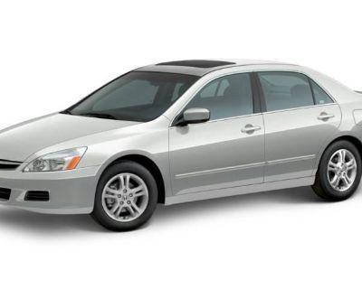 2007 Honda Accord EX-L V6