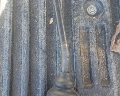 Modified Shifter And Handle